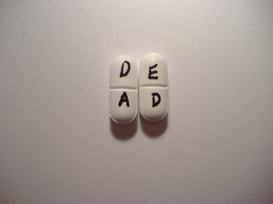 Pills Kill!